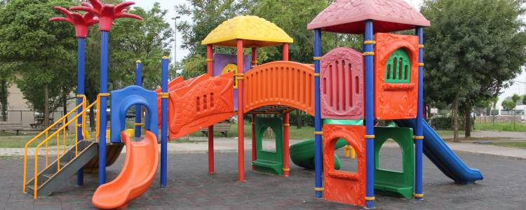 community kids playground
